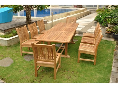 Anderson Teak Replacement Cushion for SET-81 (Price Includes 8 Cushions) PatioLiving