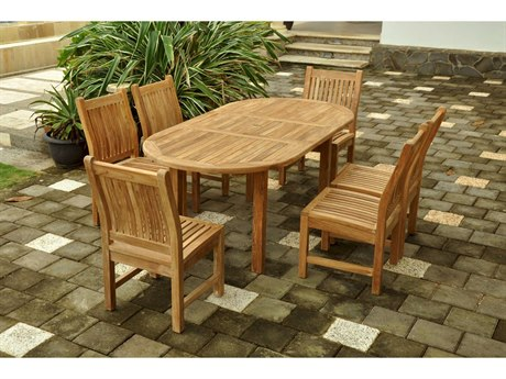 Anderson Teak Replacement Cushion for SET-82 (Price Includes 6 Cushions) PatioLiving