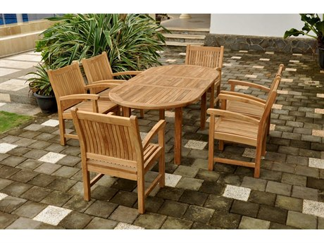Anderson Teak Replacement Cushion for SET-83 (Price Includes 6 Cushions) PatioLiving