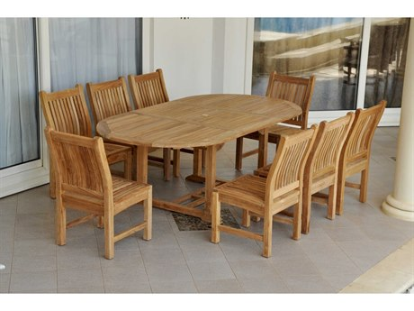 Anderson Teak Replacement Cushion for SET-85 (Price Includes 8 Cushions) PatioLiving