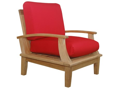 Anderson Teak Brianna Deep Seating Armchair cushion