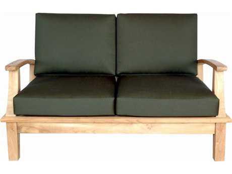 Anderson Teak Brianna Deep Seating Loveseat cushion