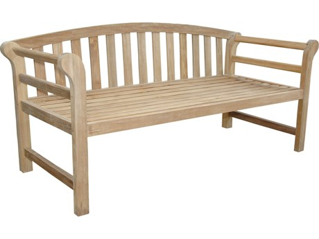 Anderson Teak Brisbane Deep Seating Bench
