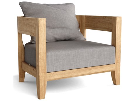 Anderson Teak South Bay Deep Seating Armchair