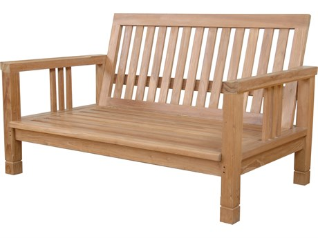 Anderson Teak South Bay Deep Seating Loveseat AKDS3012