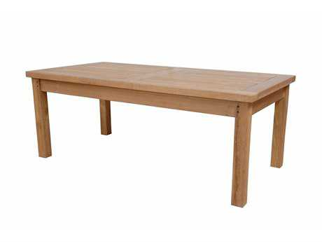 Anderson Teak South Bay 47 x 23 Rectangular Coffee Table