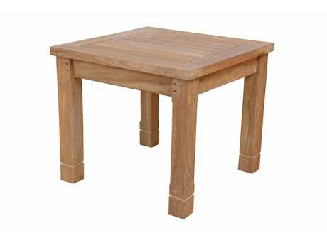 Anderson Teak South Bay 22 Square Side Table
