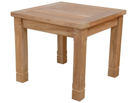 Anderson Teak South Bay Square Side Table PatioLiving