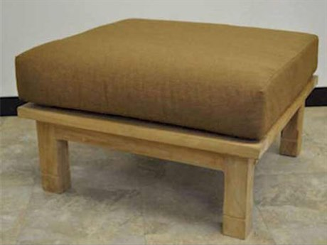 Anderson Teak South Bay Deep Seating Ottoman AKDS3016