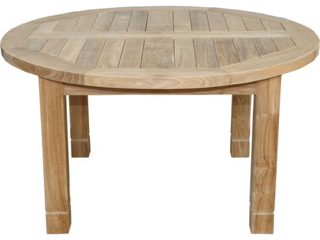 Anderson Teak Round Patio Coffee Table