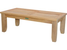 Luxe 47 x 23 Rectangular Coffee Table