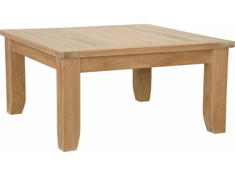 Anderson Teak Luxe 33 Square Coffee Table