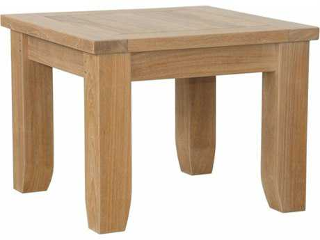 Anderson Teak Luxe 22 Square Side Table