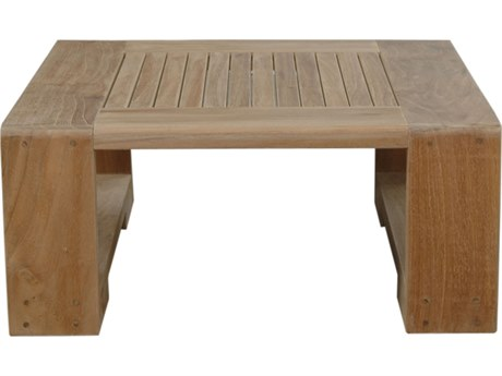 Anderson Teak Capistrano 26''Wide Square Side Table