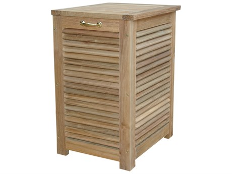 Anderson Teak Amberly Laundry Box PatioLiving