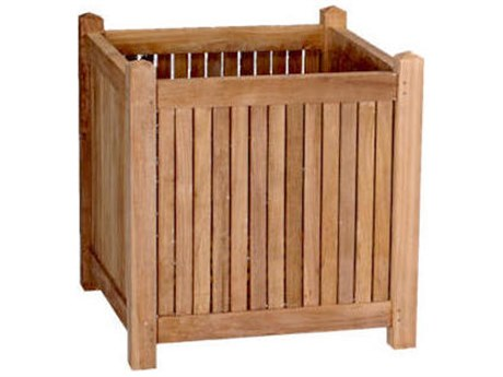 Anderson Teak 18 Planter Box PatioLiving