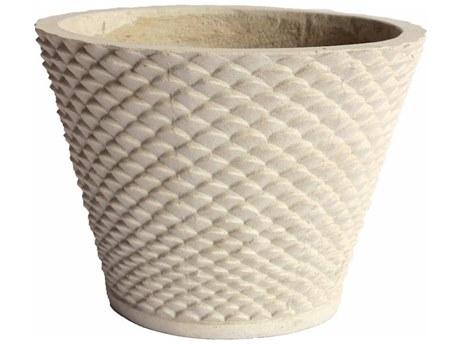 Anderson Teak Cadiz Cast Limestone Planter