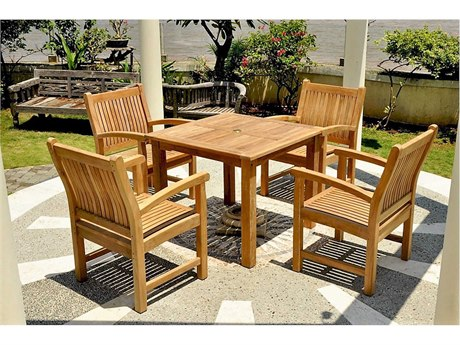 Anderson Teak Bistro Table Set
