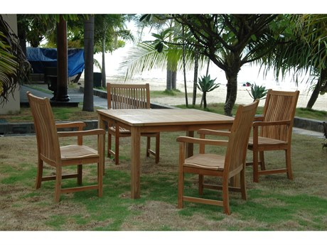 Anderson Teak Chicago Dining Set