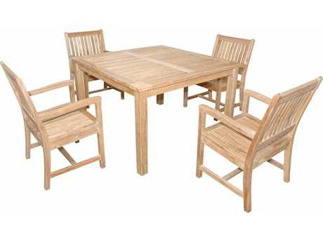 Anderson Teak Rialto Dining Set