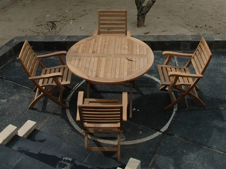 Anderson Teak Andrew Dining Set