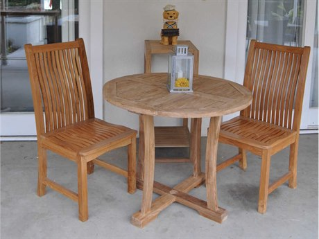 Anderson Teak Chicago Bistro Set