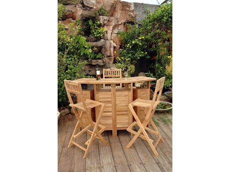 Anderson Teak Montage Chester Dining Set
