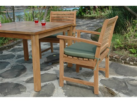 Anderson Teak Montage Victoria Dining Set