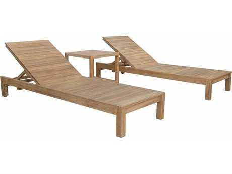Anderson Teak South Bay Glenmore Lounge Set AKSET276