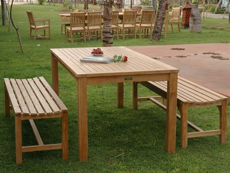 Anderson Teak Hampton Dining Set