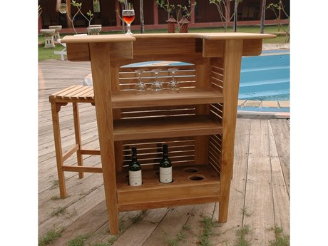 Anderson Teak Montego Bar Set PatioLiving