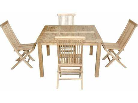 Anderson Teak Classic Dining Set