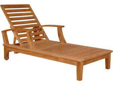 Anderson Teak Brianna Sun Lounger with Arm Set