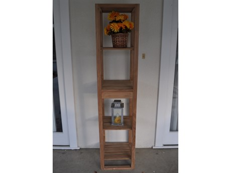 Anderson Teak Spa 4-Shelves Table AKSPA1515