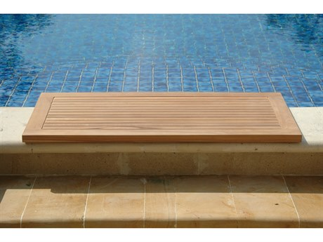 Anderson Teak Rectangular Shower Mat