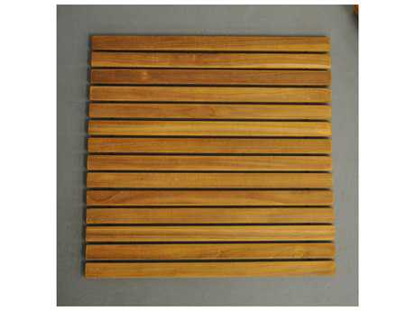 Anderson Teak Shower Mat Roll It and Go!
