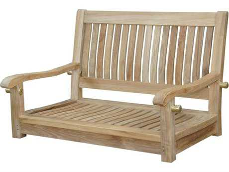 Anderson Del-Amo 36 Inch Straight Swing Bench