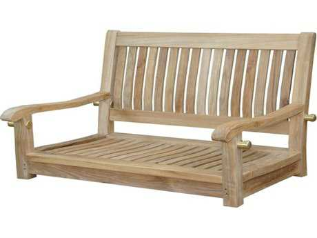 Anderson Del-Amo 48 Inch Straight Swing Bench