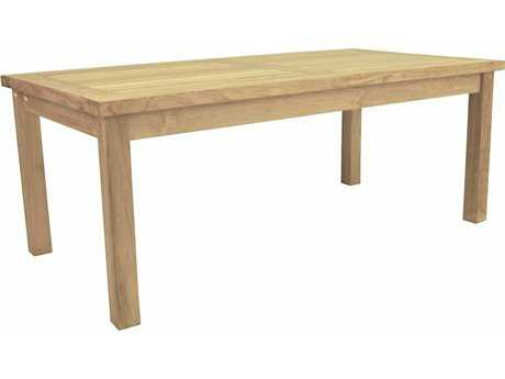 Anderson Teak Bahama 47 x 23 Rectangular Coffee Table