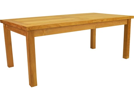 Anderson Teak Bahama 47 x 23 Rectangular Coffee Table AKTB004CT