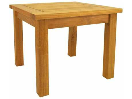 Anderson Teak Bahama 20 Square Mini Table