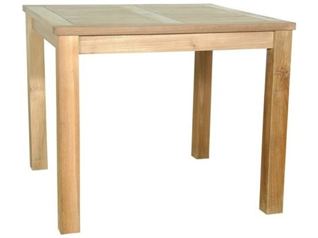 Anderson Teak Bahama 35'' Square Table PatioLiving