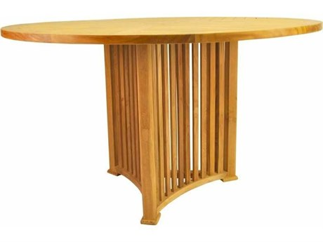 Anderson Teak Mission 51 Round Table AKTB062