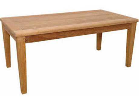 Anderson Teak Brianna 47 x 23 Rectangular Coffee Table