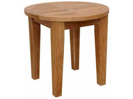Anderson Teak Brianna 20 Round Side Table