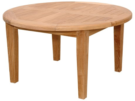 Anderson Teak Brianna 35'' Round Coffee Table PatioLiving