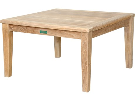 Anderson Teak Brianna 32'' Square Coffee Table PatioLiving