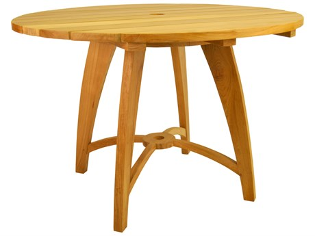 Anderson Teak Florence 47'' Round Table PatioLiving