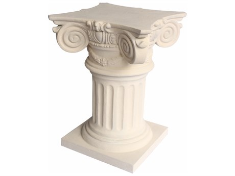 Anderson Teak Florence Cast Limestone Table Base AKTB2229