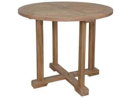 Anderson Teak Montage 35 Bistro Round Table